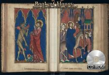 Book of Hours: Images of the Life of Christ and the Saints 1299 AD Manuscripts