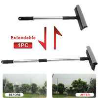 High Quality Telescopic Extendable Window Squeegee Washer Scrubber Cleaner Wiper
