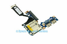LS-5143P DC02000S500 ACER USB CARD READER BOARD W/ CABLE ASPIRE D250-1165 KAV60