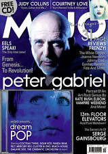 MOJO MAGAZINE - 197 - APR 2010 - Peter GABRIEL - Judy COLLINS - Courtney LOVE...
