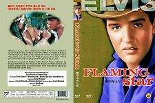 Flaming Star,1960 (DVD,All,Sealed,New) Elvis Presley