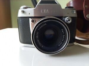 Antike kamera EXA 500