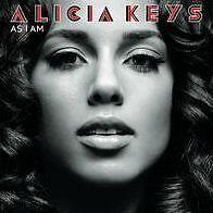 ALICIA KEYS : AS I AM (CD) sealed