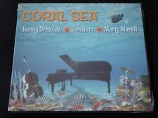 Kenny Drew Jr. - Coral Sea (SEALED NEW CD 2012) JON BURR MARTY MORELL