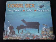 Kenny Drew Jr. - Coral Sea (SEALED NEW CD 2012) JON BURR MARTY MORELL