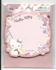 Sanrio Hello Kitty Sticky Notes Extra Sticky