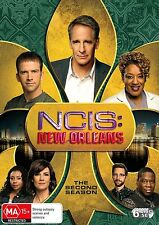 NCIS NEW ORLEANS - SEASON 2  - DVD - Region 2 UK Compatible -  sealed