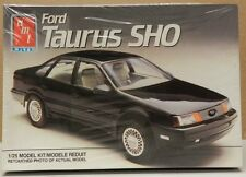 1990 FORD TAURUS SHO 90 STOCK SLOT CAR DRAG RACING AMT MODEL KIT