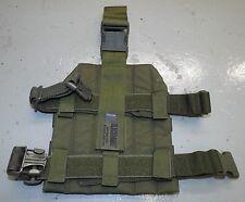 BLACKHAWK STRIKE MOLLE OLIVE DRAB LEG DROP PLATFORM GEN 4 - British Army , NEW