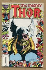 "Thor Set of 2 #381 #373 - ""The Mighty Thor"" - 1987 (Grade 8.5-9.0) WH"