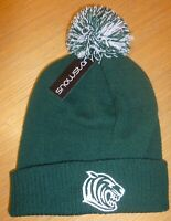 LEICESTER TIGERS RUGBY-Quality Snowstorm Bobble Hat-Brand NEW Embroidered-GREEN