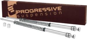 Progressive 41mm Monotube Front Fork Spring Kit for 00-17 Harley Softail Models