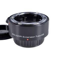 Soligor Extension Tube 25 Zwischenring für Nikon AF