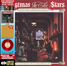 Meco - Star Wars Christmas Album (Amazon) [New CD] Ltd Ed, Red, Rmst, Mini LP Sl