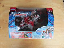 Transformers 2003 Action Figure Armada Starscream+ mini-con and Comic Book MISB