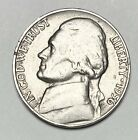 1956 Jefferson Nickel 5 Cents Uncirculated Coin  (3844)