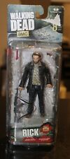 McFarlane Toys The Walking Dead Rick Grimes Series 8 Action Figure - New 2015