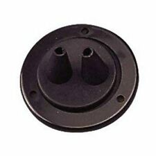 """BOAT MOTORWELL BOOT 3"""" FOR ENGINE CONTROL CABLES, WIRES OR FUEL LINES (RUBBER)"""