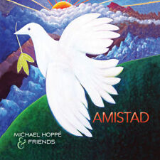 Michael Hoppe : Amistad CD (2018) ***NEW*** Incredible Value and Free Shipping!