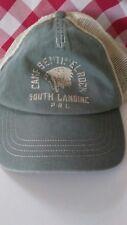 Polo Ralph Lauren Mens Hat Camp Sentinel Rock South Landing PRL Snapback