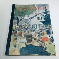 The New Yorker: July 28 1951 - Full Magazine/Theme Cover Perry Barlow