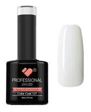 127 VB Line Cream Puff White 8ml Nail GEL Polish - From Vbline-co-uk