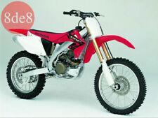 Manuales de motor CRF Honda