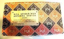 Vintage RCA Spider-Web Antenna   9685    RCA Spider Web  9685  TV Radio Antenna