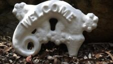 Large 31cm GECKO 'WELCOME' Mould ... MOULDS 4 YOU ... #LWG911