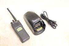 MOTOROLA XTS1500 700/800 MHz / Charger /Antenna/ Battery