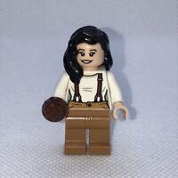 LEGO Monica Geller Minifigure FRIENDS TV CENTRAL PERK idea057 from 21319 Genuine