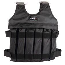 Max Load 50kg Weighted Adjustable Vest Jacket Fitness Exercise Training Waistcoa