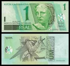Brazil 1 REAL ND ( 2003- ) Sign.40 P 251 UNC OFFER !