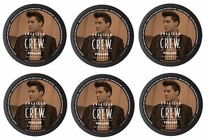 American Crew King Pomade 85g Pack of 6