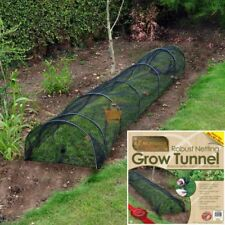 Net Garden Allotment Grow Tunnel Netting Mesh Cloche Plant Veg Protection 3m