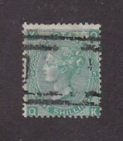 Great Britain stamp #54, used, plate 5, 1867-80, Queen Victoria, SCV $40