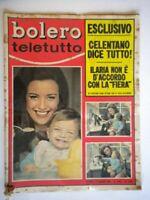 Bolero 1079 Cardinale Ravera Occhini Rascel Martino Sandrelli Pravo Celentano