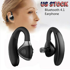 Wireless Bluetooth 4.1 Headset Sport Stereo Headphone Earphone MIC for iPhone
