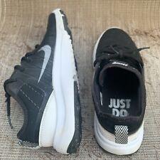 Nike Women Golf Shoes 7.5 Black White