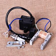 Ignition Coil Spark Plug Magneto Stator Fits 2 Stroke Engine Motor Bike Bicycle