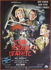 Affiche LE TRAIN DE BERLIN S'EST ARRETE José Ferrer SEAN FLYNN 60x80cm *