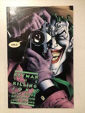 The Killing Joke ,Green Reprint, Alan Moore And Brian Bolland Batman Joker