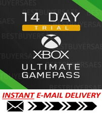 XBOX LIVE 14 Day GOLD ULTIMATE + 14 DAY GAME PASS 2 WEEKS Instant Dispatch