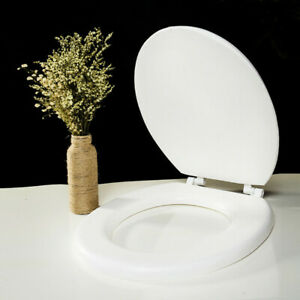 Soft Foam Toilet Seat Cover, U/O type universal thick waterproof, Easy clean