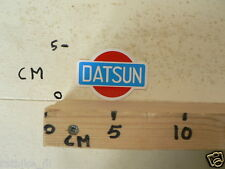 STICKER,DECAL DATSUN LOGO 7 CM CAR AUTO