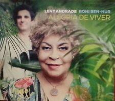 Leny Andrade - Alegria De Viver     CD  LIKE NEW  DB1137  Digipak