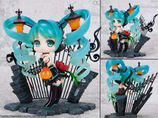 Vocaloid Hatsune Miku Lamp Feat Ver. PVC Figurine Statue 10cm