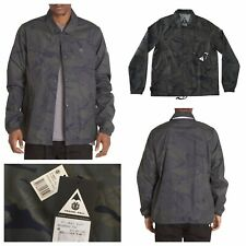 Element Travel Well Men's Camoflage Coach Jacket Windbreaker Size M NEW RRP £70