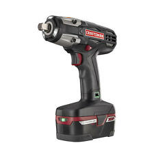"New! Craftsman 1/2"" Heavy Duty 19.2V Cordless Impact Wrench with 4Ah XCP Battery"