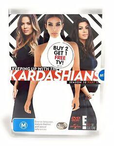 Keeping Up With The Kardashians Season 10 Part 1 : NEW DVD Region 4 Free Post